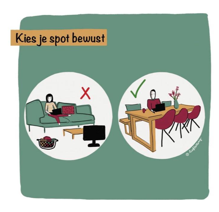 Image for Tips voor thuiswerkende Teammanagers